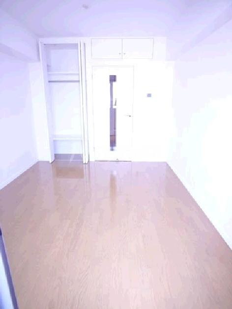 サヴォイスタジオスイーツ 405号室のベッドルーム