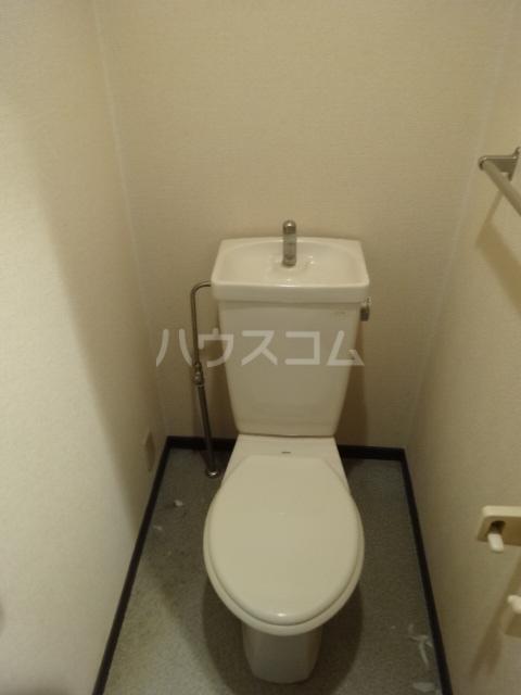 ライオンズマンション県庁東 803号室のトイレ
