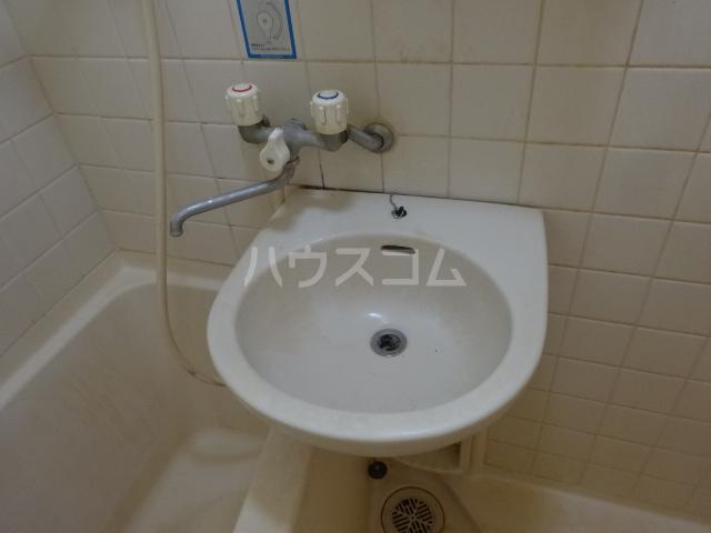 ライオンズマンション県庁東 803号室の洗面所