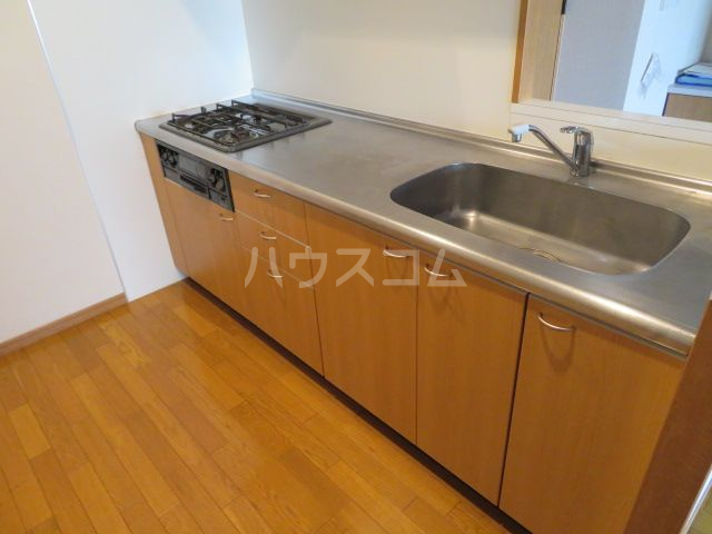 アミティエ博多駅南 1109号室のキッチン