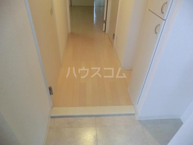 アーバンライフ松田 101号室の玄関