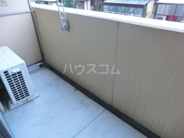 アーバンライフ松田 101号室のバルコニー