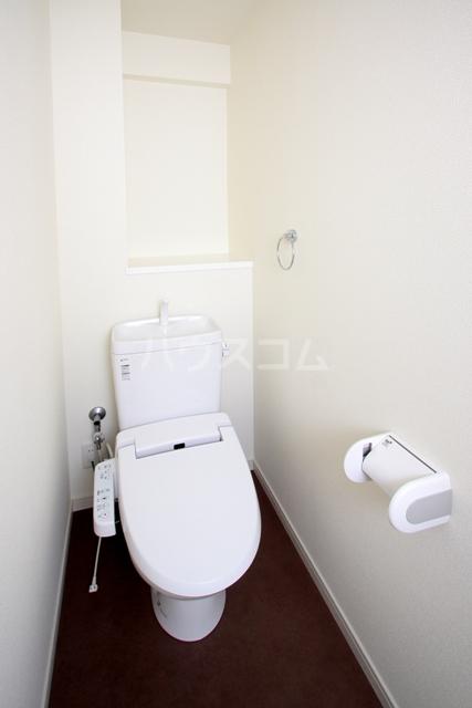 アソシアグロッツォ・タイムズ・スイート博多 503号室のトイレ