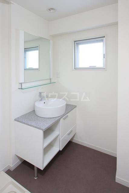 アソシアグロッツォ・タイムズ・スイート博多 503号室の洗面所