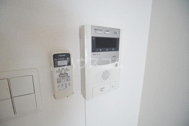 ウェルブライト博多 403号室のセキュリティ