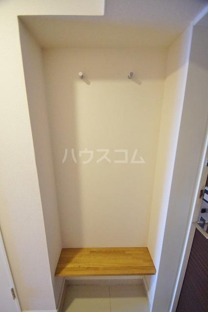 ウェルブライト博多 1106号室の収納