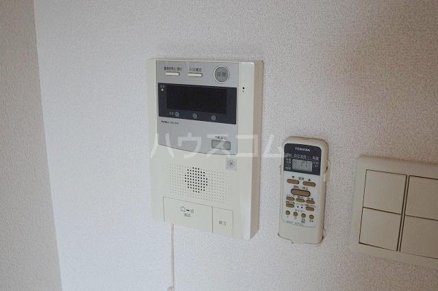 ウェルブライト博多 1106号室のセキュリティ