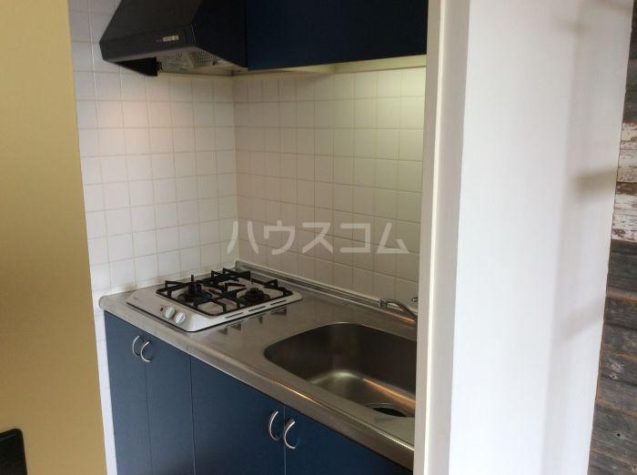 箱崎パルク 706号室のキッチン