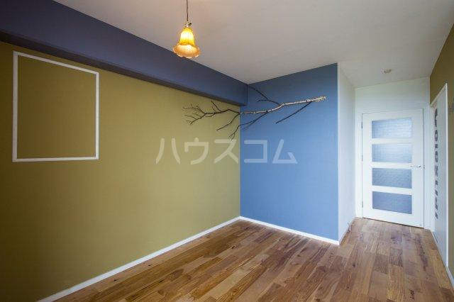 箱崎パルク 706号室のベッドルーム