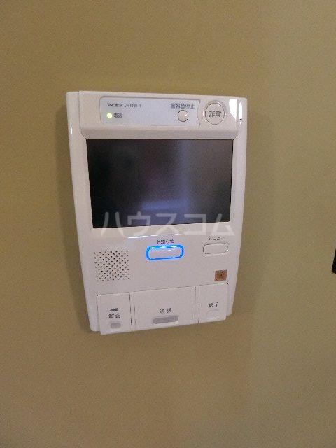 箱崎パルク 706号室のセキュリティ
