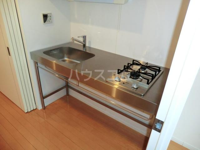 リンブラン 503号室のキッチン