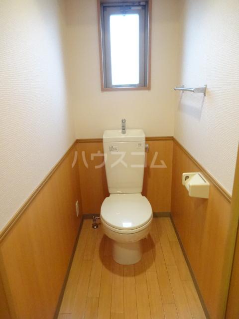 スカイシャトレ箱崎南 1006号室のトイレ