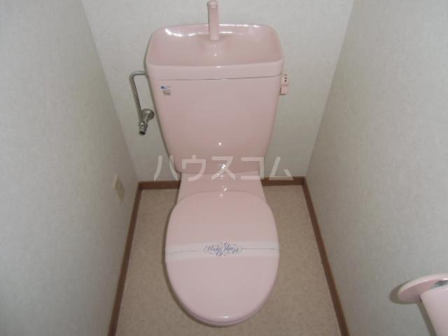 ダイナコートエスタディオ東公園Ⅱ 306号室のトイレ