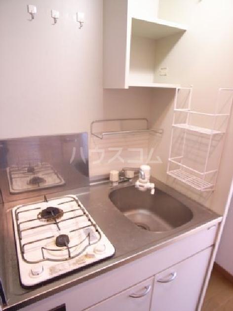 ダイナコートエスタディオ東公園Ⅲ 804号室のキッチン