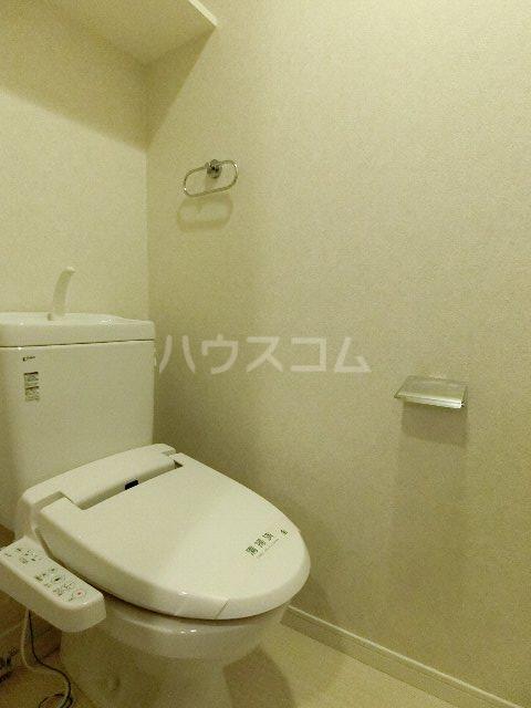 ネストピア呉服町 202号室のトイレ