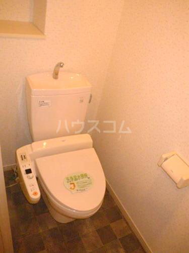 スルス門松Ⅱ 102号室のトイレ
