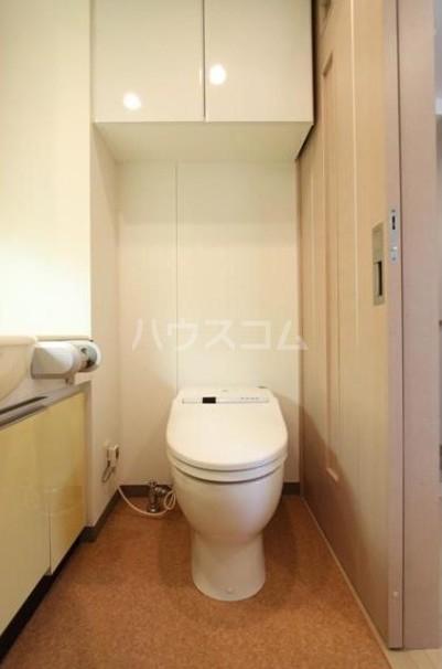 THEパームス田園調布 403号室のトイレ