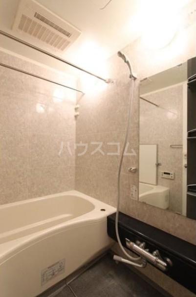 THEパームス田園調布 403号室の風呂