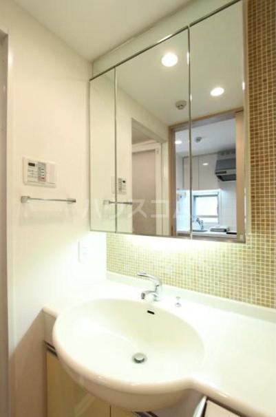 THEパームス田園調布 403号室の洗面所