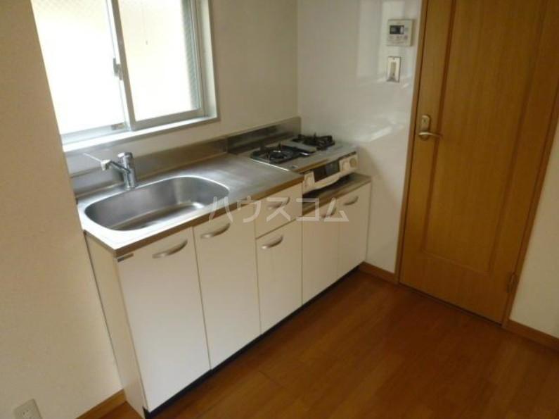 アリエッタ目黒 205号室のキッチン