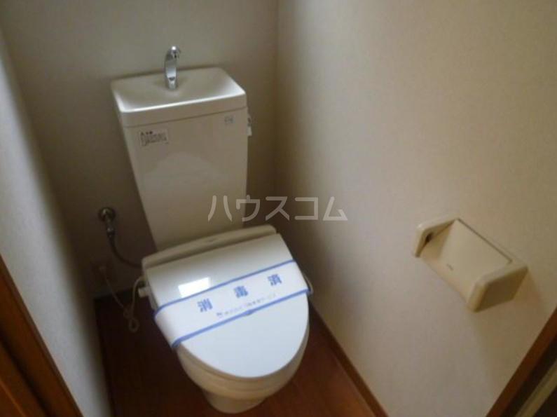 アリエッタ目黒 205号室のトイレ