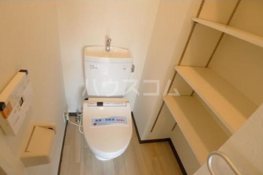 ディモーラ都立大学 705号室のトイレ