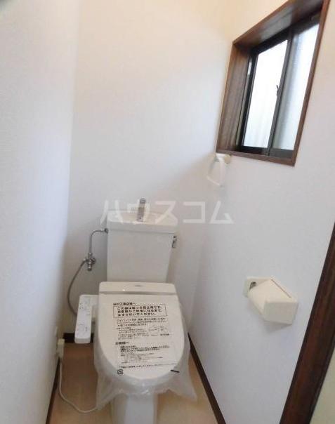 ベルデ自由が丘 102号室のトイレ