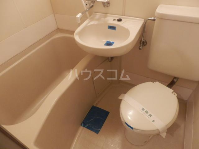 メゾン・ド・シュミネ 206号室の風呂