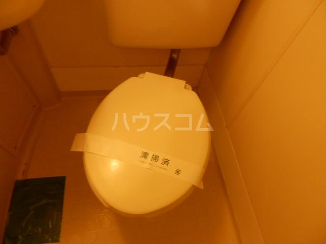 メゾン・ド・シュミネ 206号室のトイレ