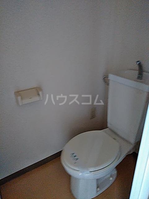 シャテニエヒルズ 203号室のトイレ