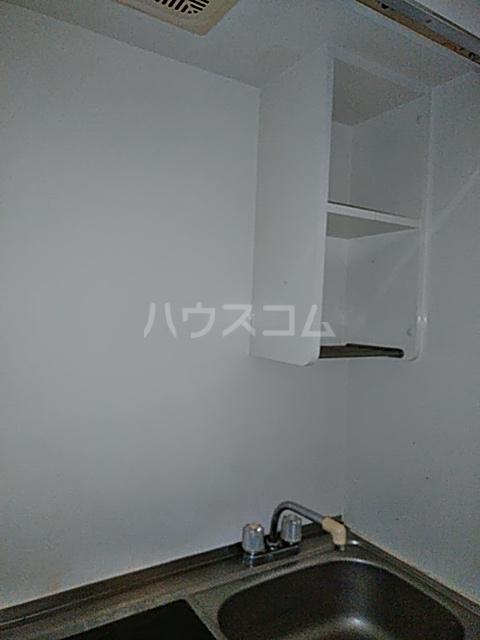 ル・ソレイユ自由が丘 306号室の収納