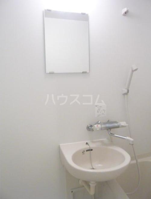 タケオクリスタル等々力 202号室の洗面所