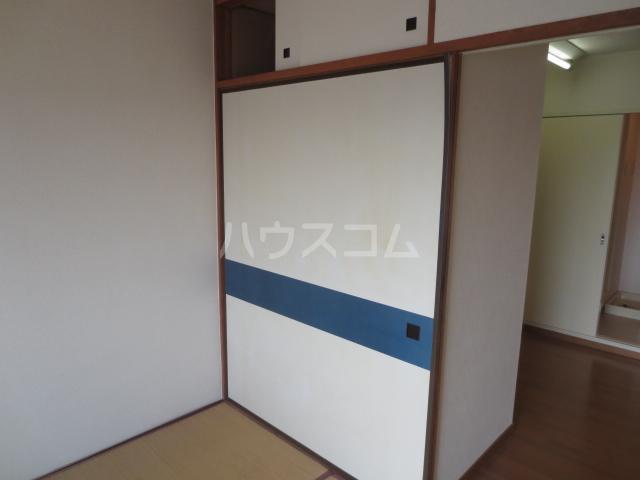 ゾンネ等々力 701号室の収納