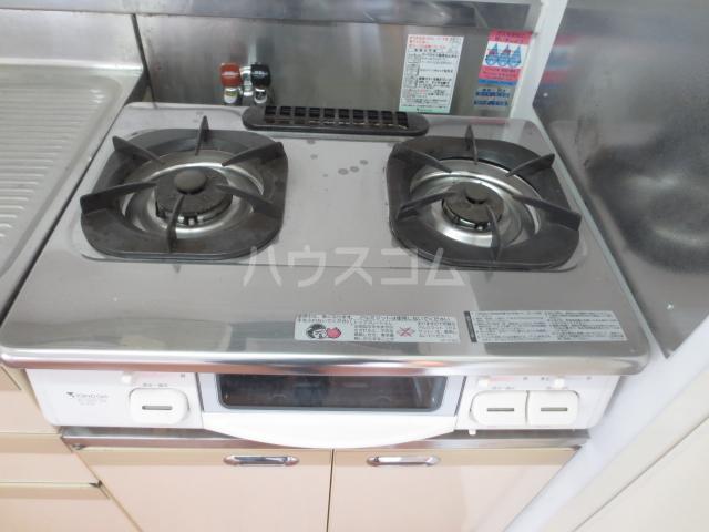 ゾンネ等々力 701号室のキッチン