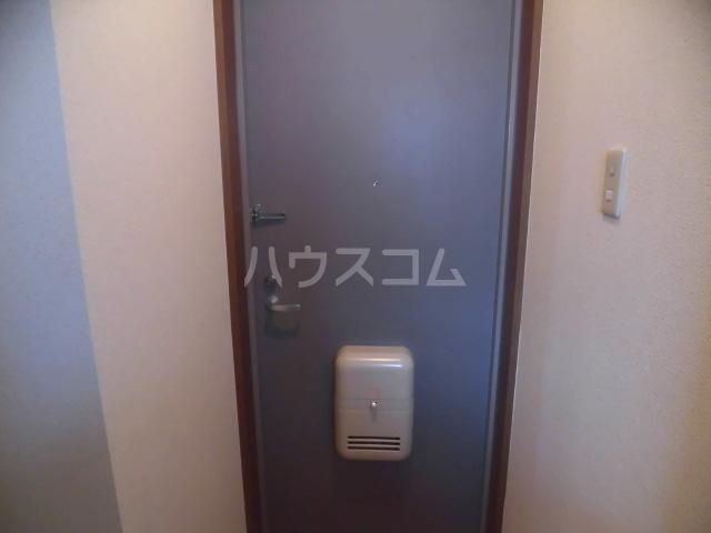 フォークガード学芸大学 0401号室の玄関