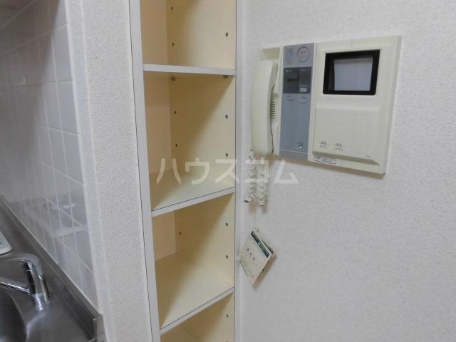フォークガード学芸大学 0401号室のセキュリティ