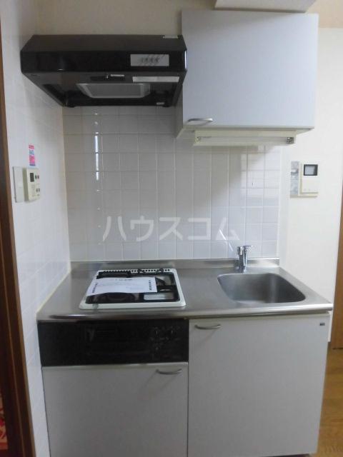 フォークガード学芸大学 0401号室のキッチン