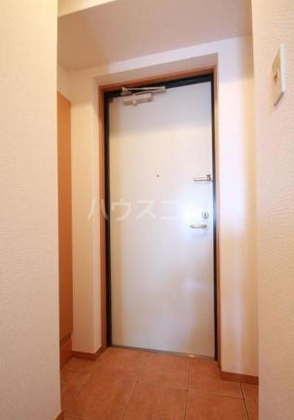 ファトーラ田園調布 804号室の玄関