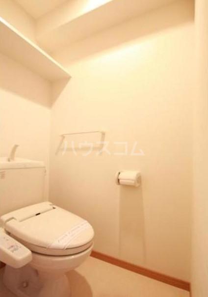 ファトーラ田園調布 804号室のトイレ