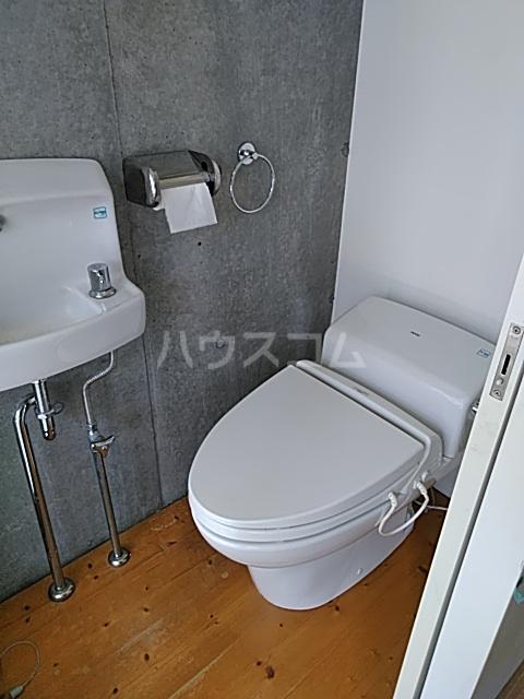 シャリオ自由が丘 203号室のトイレ