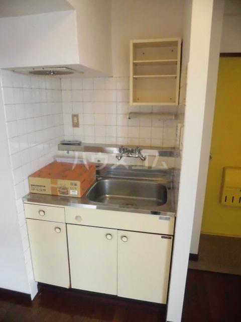 ノア都立大 601号室のキッチン