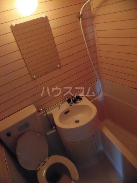 ノア都立大 601号室の風呂