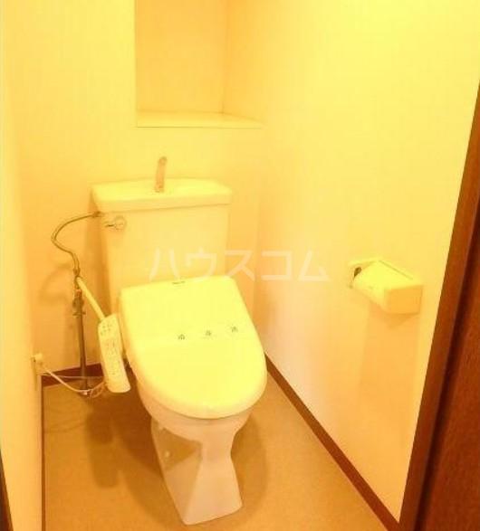 メルヴェイユ 301号室のトイレ