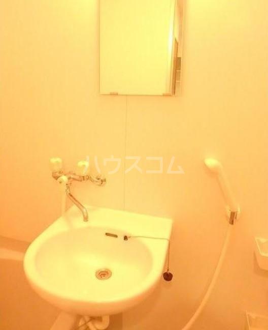 メルヴェイユ 301号室の洗面所