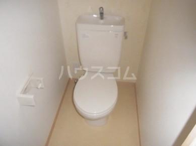 MAJESTY学芸大学 103号室のトイレ