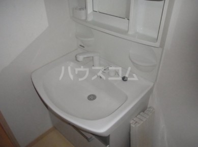MAJESTY学芸大学 103号室の洗面所