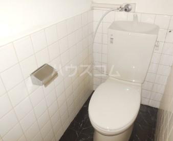丸忠マンション 308号室のトイレ