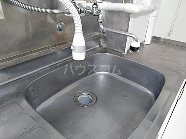 丸忠マンション 308号室の洗面所