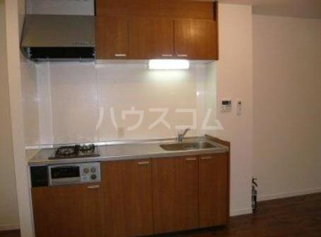 三原ビル 301号室のキッチン