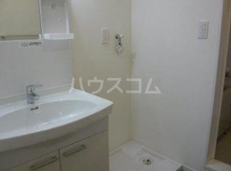 三原ビル 301号室の洗面所